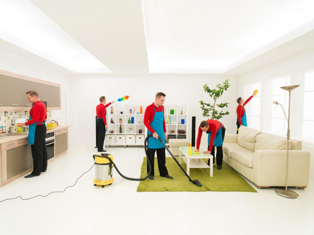خدمات نظافت