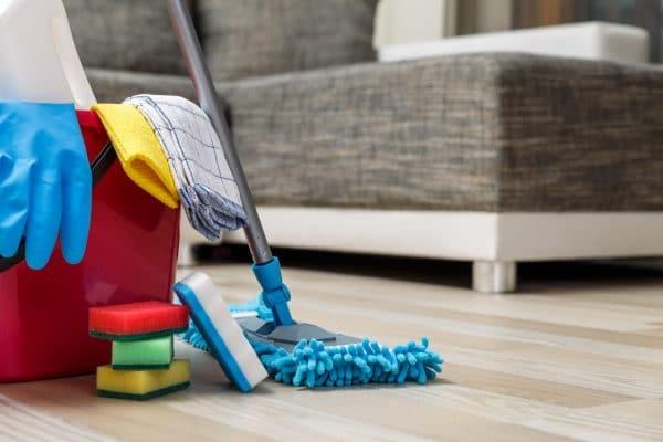 شرکت خدمات نظافتی پاکدون